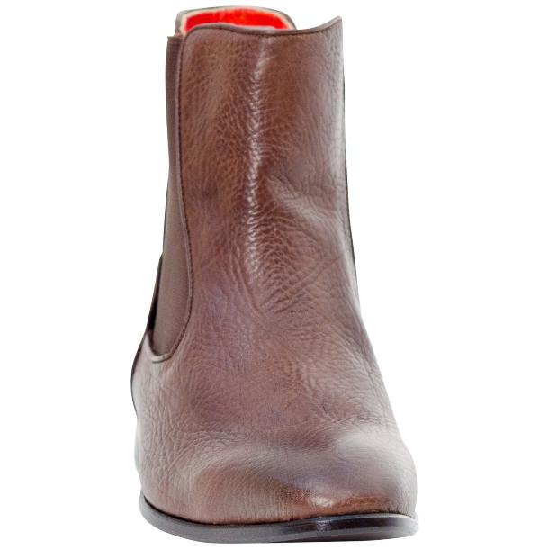 Remo Brown Buffalo Skin Beatles Boots  full-size #2