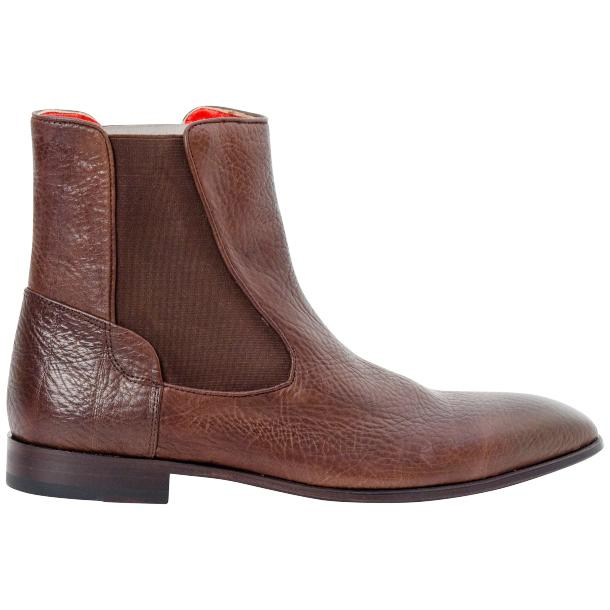 Remo Brown Buffalo Skin Beatles Boots  full-size #3