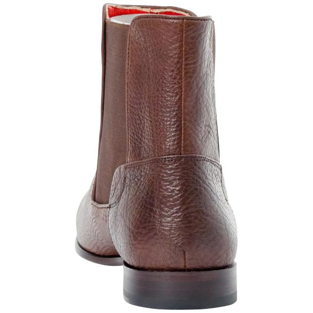 Remo Brown Buffalo Skin Beatles Boots  full-size #4
