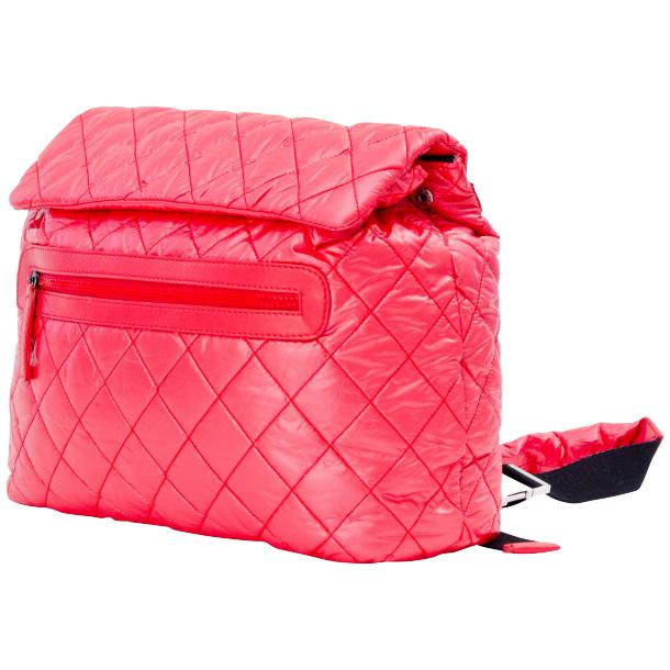 Gina Hot Pink Hand Backpack  full-size #1