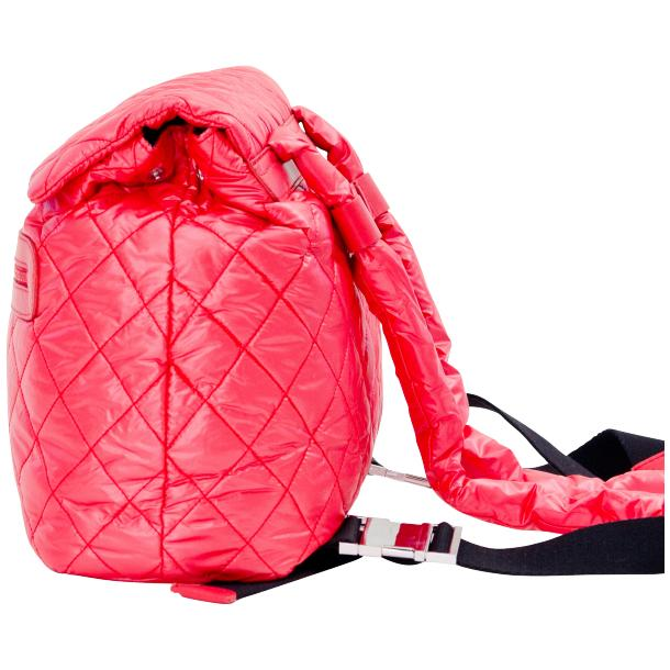 Gina Hot Pink Hand Backpack  full-size #3