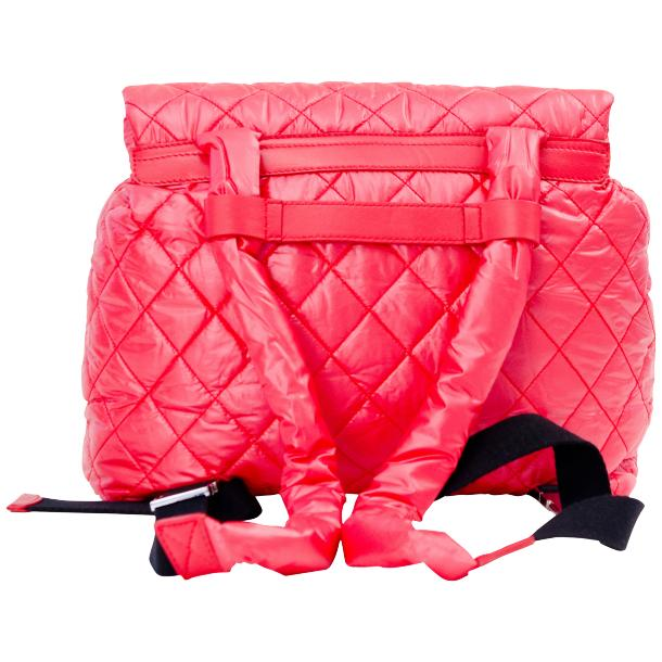 Gina Hot Pink Hand Backpack  full-size #5