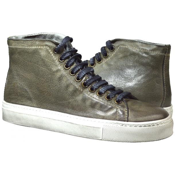 Heidi Dip Dyed Cloud High Top Sneaker  full-size #1
