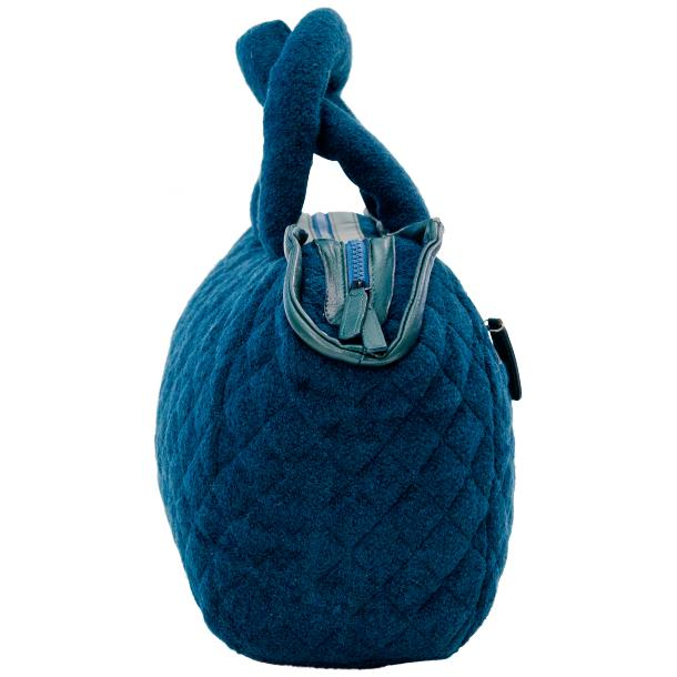 Gertude Royal Blue Handbag full-size #3
