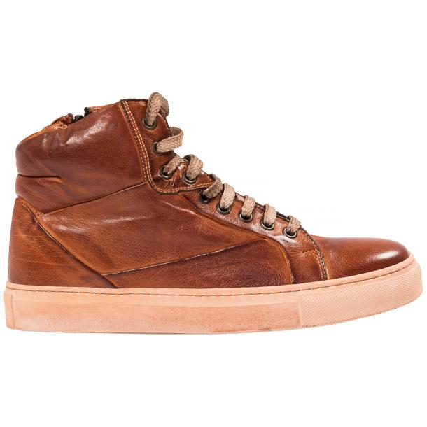 Kim Dip Dyed Coker Nappa Leather High Top Sneaker full-size #4