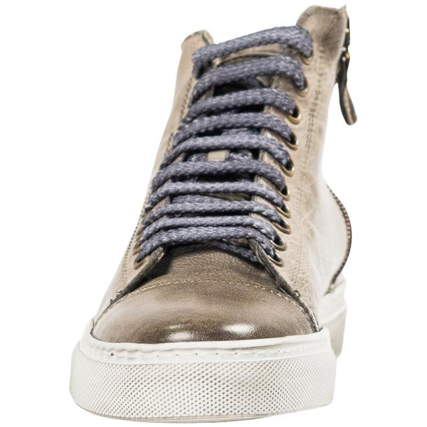 Penny Dip Dyed Grey High Top Sneaker  full-size #3