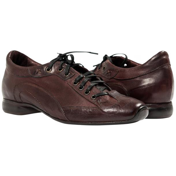 Turner Oxblood Dip Dyed Leather Sole  full-size #1