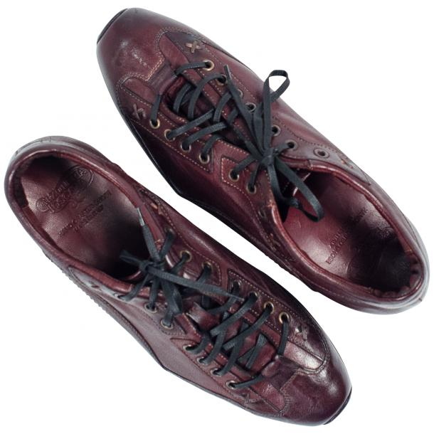 Turner Oxblood Dip Dyed Leather Sole  full-size #2