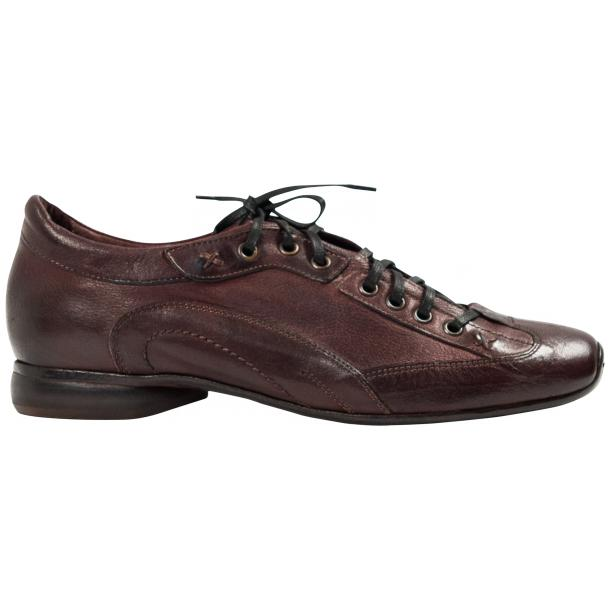 Turner Oxblood Dip Dyed Leather Sole  full-size #4
