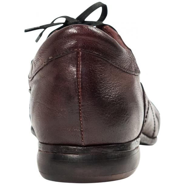 Turner Oxblood Dip Dyed Leather Sole  full-size #5