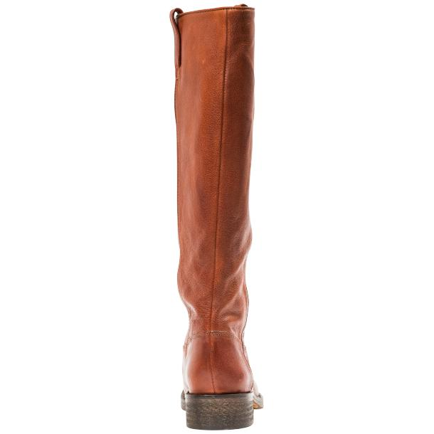 "Arya Light Brown ""Cuoio"" Nappa Leather Tall Boots full-size #3"