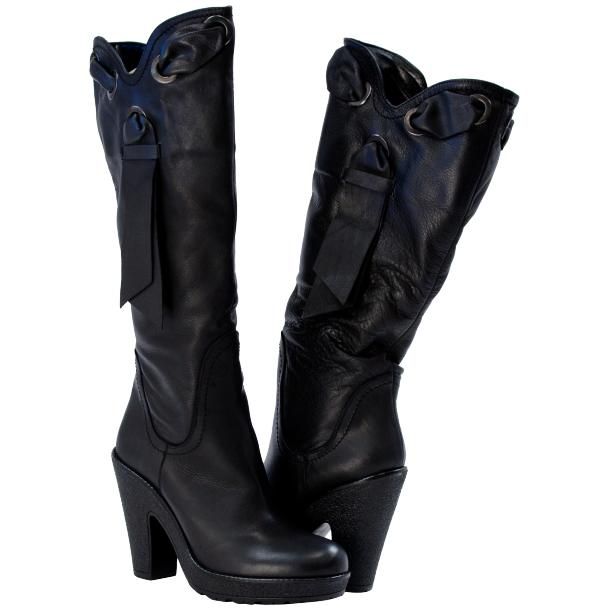 Laura The City- Friend Boot - Black full-size #1