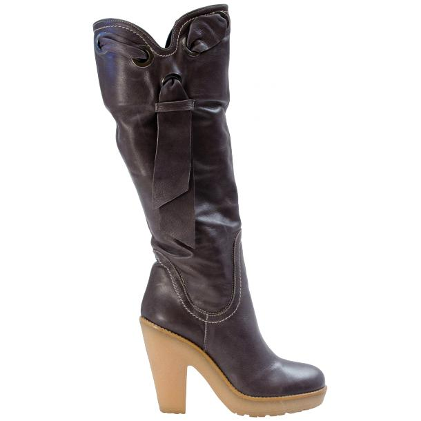 Laura The City- Friend Boot - Grey full-size #3