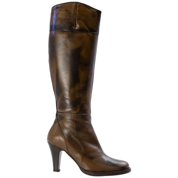 Miriam Knee-high Boot Brown full-size #2