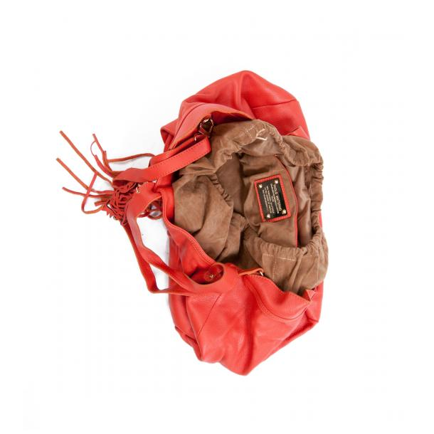 Hayes Valley Hipster Red Handle and Shoulder Bag full-size #3