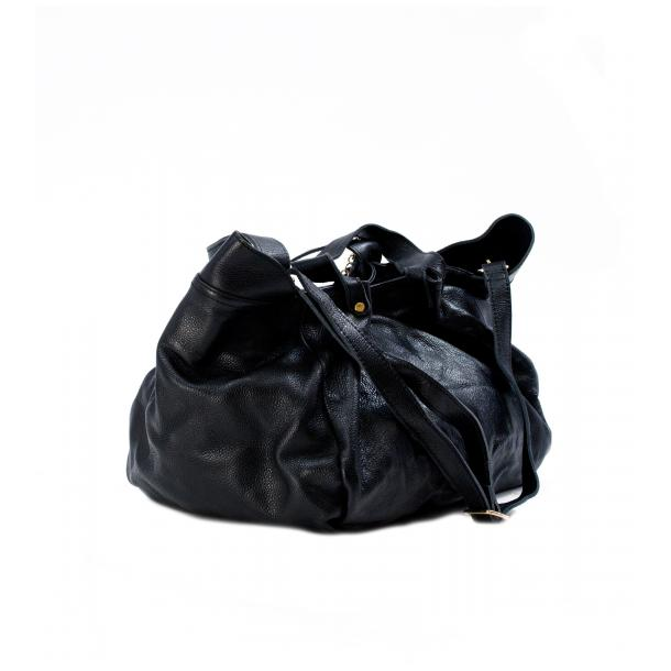 Hayes Valley Hipster Black Handle and Shoulder Bag full-size #4