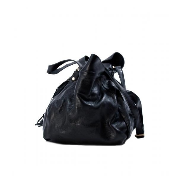 Hayes Valley Hipster Black Handle and Shoulder Bag full-size #2