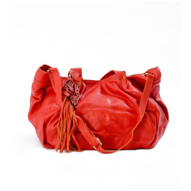 Hayes Valley Hipster Red Handle and Shoulder Bag full-size #1
