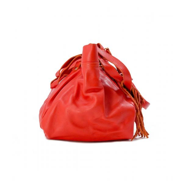 Hayes Valley Hipster Red Handle and Shoulder Bag full-size #2