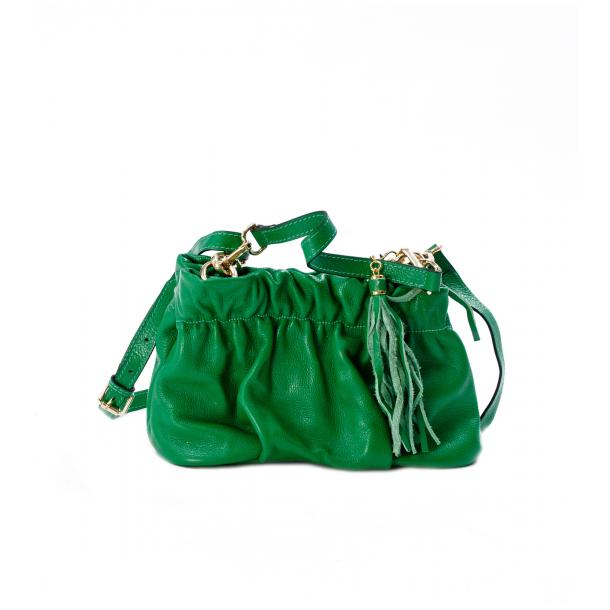 Golden Gate Park Green Handle and Shoulder Bag full-size #1