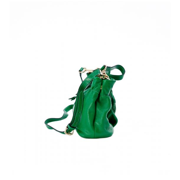 Golden Gate Park Green Handle and Shoulder Bag full-size #2