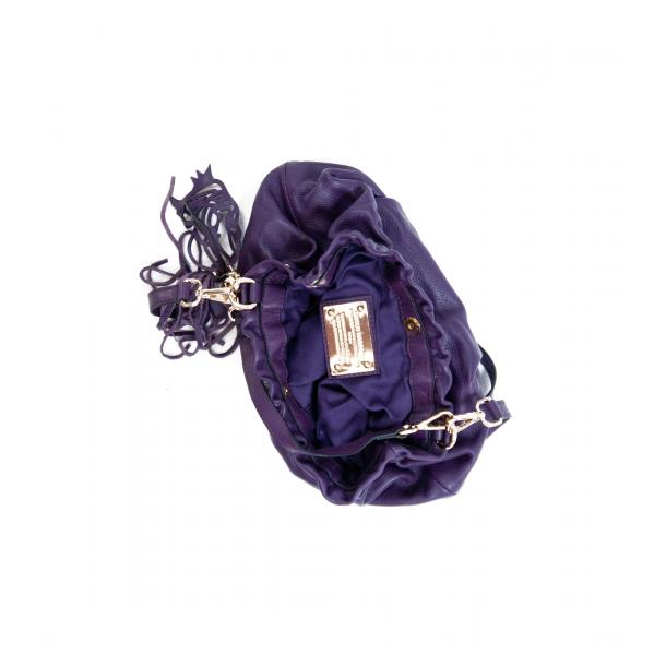 In The Mission Purple Shoulder Bag full-size #3
