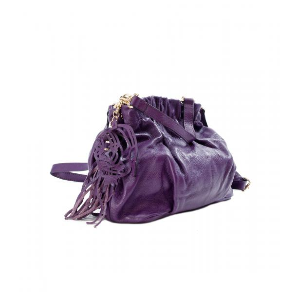 In The Mission Purple Shoulder Bag full-size #4