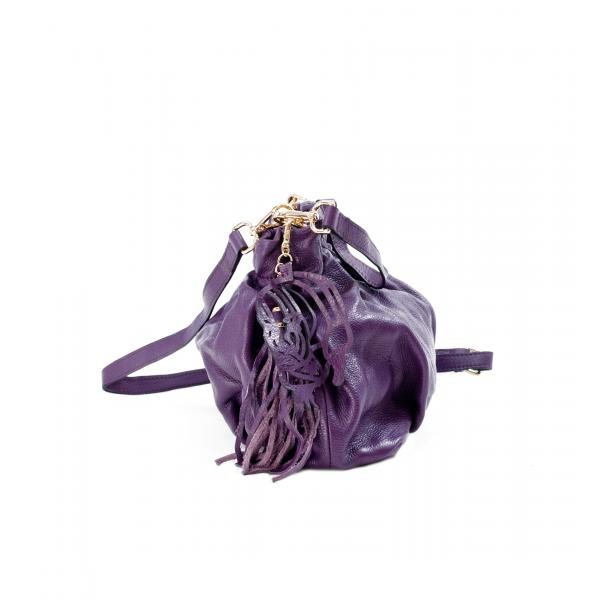 In The Mission Purple Shoulder Bag full-size #2