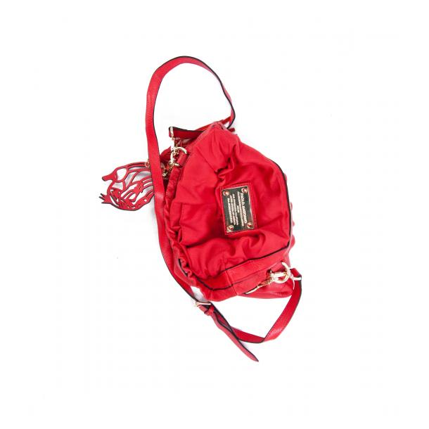 In The Mission Red Shoulder Bag full-size #3