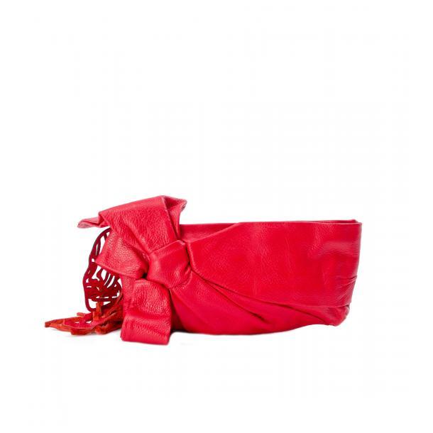 Haight-Ashbury Red Clutch full-size #1